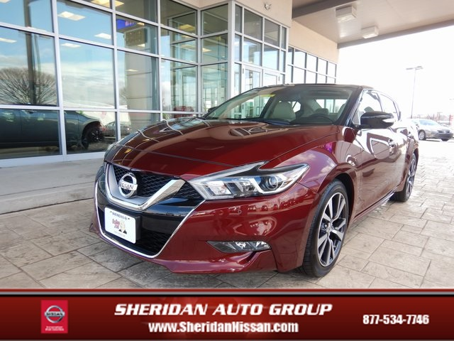 Certified Pre Owned 2016 Nissan Maxima Platinum