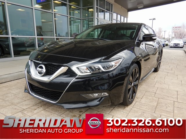Pre-Owned 2017 Nissan Maxima SR