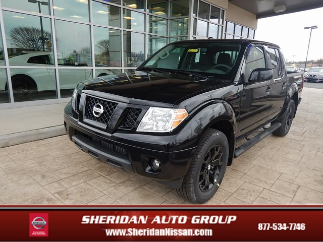 new 2018 nissan frontier sv 4d crew cab in new castle 88014 sheridan nissan. Black Bedroom Furniture Sets. Home Design Ideas