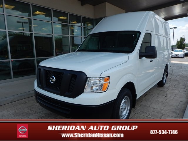 New 2018 Nissan NV2500 HD S
