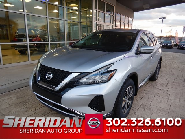 New 2020 Nissan Murano S AWD $255/mo for 36 months