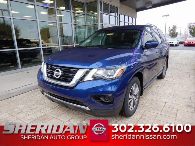 New 2020 Nissan Pathfinder S 4x4 $264/mo for 36 months