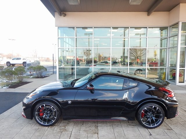 New 2018 Nissan 370z Nismo 2d Coupe In New Castle 98002